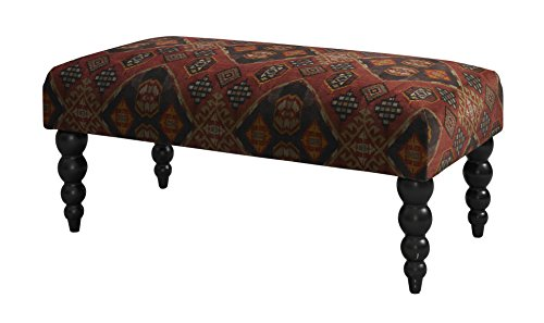 linon-claire-damascus-bench-in-dark-brown
