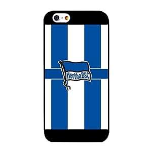 Unique Design Hertha Berliner Sport Club Berlin Phone Case for Iphone 6/6s 4.7 (Inch) Hertha BSC Team Logo