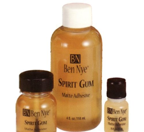 Ben Nye Spirit Gum, 1 oz. (Ben Lace Costume)