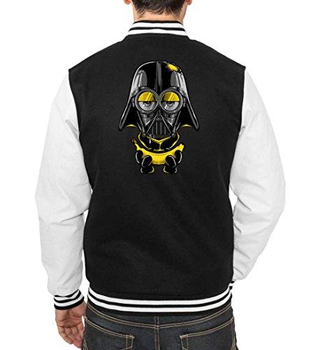 Mini Vader College Vest Black Certified Freak