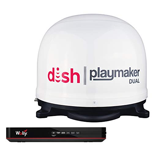 Winegard White PL-8000R Dish