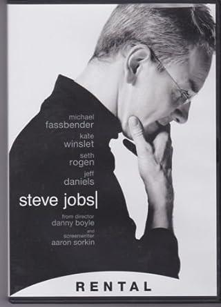 ce843c96e64 Amazon.com: Steve Jobs (DVD): Michael Fassbender, Danny Boyle: Movies & TV