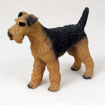 Conversation Concepts Airedale Standard Figurine Set of 3