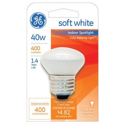 GE Lighting 25776 Spotlight 40 Watt