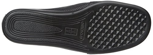 Aerosoles Damen Mr Softee Slip-On Loafer Schwarz