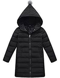 Amazon.com: Big Girls (7-16) - Jackets & Coats / Clothing ...