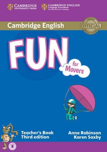 Fun for Movers Teacher's Book with - For Fun Movers
