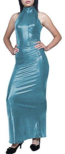 Howriis Vestido Para Azul Celeste Mujer rrUPAqx