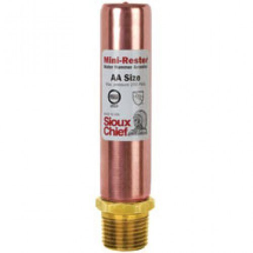 Soux Chief 660-GTC1B Mini-Rester Piston Type Water Hammer, 3/8''