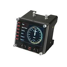 Logitech G Saitek PRO Flight Instrument Panel (945-000027)