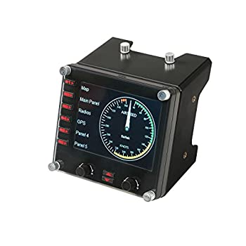 Image of Flight Controls Logitech G Pro Flight Instrument Panel