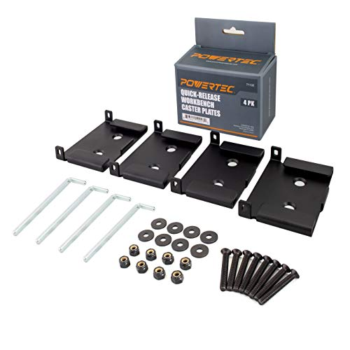 POWERTEC 71132 Quick-Release Workbench