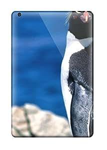 Awesome Awesome Penguin S Flip Case With Fashion Design For Ipad Mini/mini 2