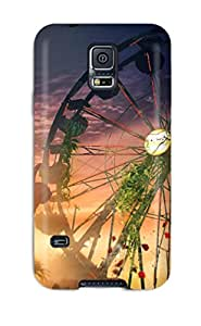 Cute Appearance Cover/tpu Giant Adventure Case For Galaxy S5