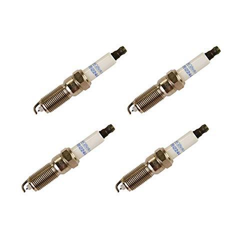 - AC Delco 41-114 Iridium Spark Plugs for Chevrolet Cadillac Escalade Corvette Tahoe Sierra OEM# 12622441 4-Pack