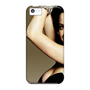 Top Quality Case Cover For Iphone 5c Case With Nice Katy Perry 2011 Dress Appearance