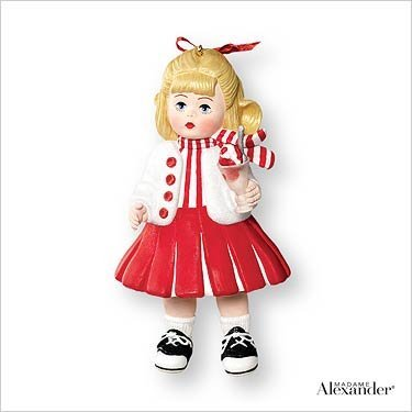 Hallmark Keepsake Ornament Cherry Parfait Madame Alexander 12 in Series 2007