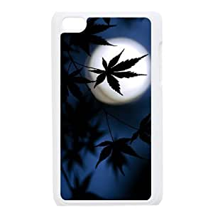 SOPHIA Phone Case Of Maple leaves Unique Cool Painting Fashion Style For Ipod Touch 4