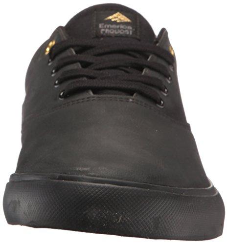 da Slim Toy Skateboard Emerica Machine Vulc Uomo Scarpe X gold Provost Black 04qqRa5