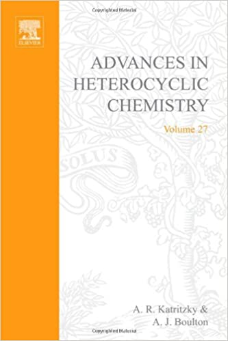 ADVANCES IN HETEROCYCLIC CHEMISTRY V27, Volume 27