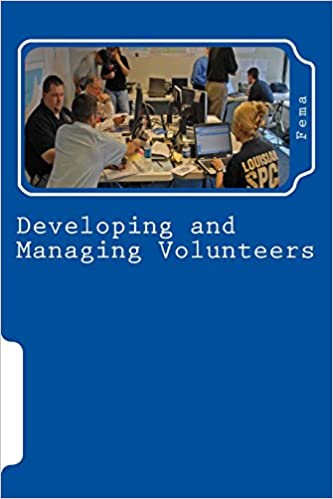 Book Developing and Managing Volunteers