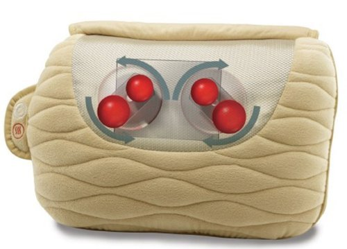 Homedics Incorporated (a) Ultra Plush Shiatsu Massage Pillow