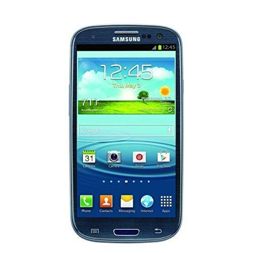 Samsung Galaxy S3-16GB Smartphone - Verizon - Blue (Certified Refurbished) (Best Games For Samsung Galaxy S3)