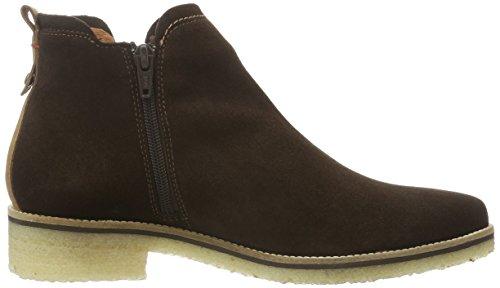 Women's Boots Daniel Brown Dunkelbraun Hj72323 Ankle Hechter 610 1ZnWrZq5