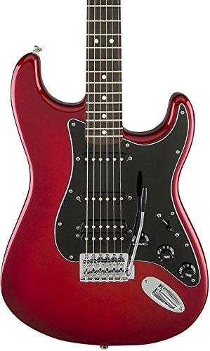 Fender Special Edition Standard Stratocaster HSS Pau Ferro Fingerboard Candy Red Burst (Fender Special Edition Stratocaster Hss Electric Guitar)