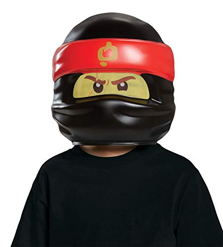 Disguise Kai Lego Ninjago Movie Mask, One Size]()