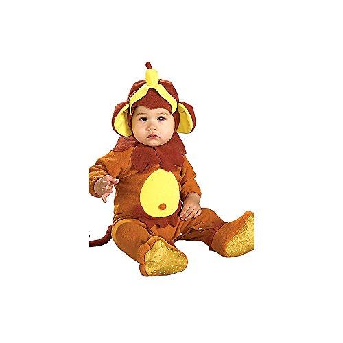 [Monkey See, Monkey Do Costume - Infant] (Monkey See Monkey Do Costume)