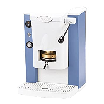 Faber Italia Faber Mini Slot Plast máquina de café de monodosis ESE 44 mm - Color Blanco con Acabado blancas: Amazon.es: Hogar