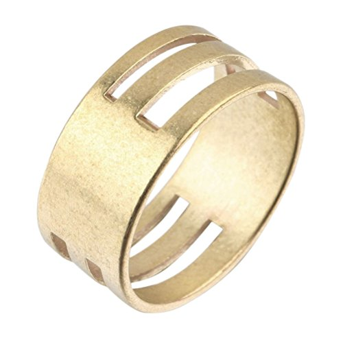 - 1 Pcs DIY Raw Brass Jump Ring Findings Open/Close Tool For Jewellery Making By Crqes