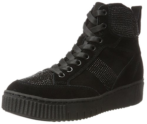 Tamaris Damer 25234 Høj Sneaker Sort (sort) zTNKkCC