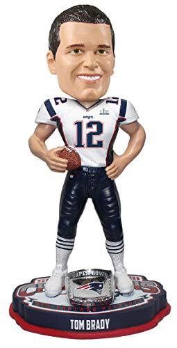 FOCO SB53 New England Patriots Tom Brady Bobble Head