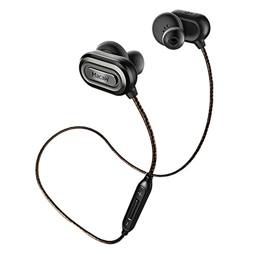 FOCUSPOWER T1000 Bluetooth Headphones V4.1 Wireless Sport St