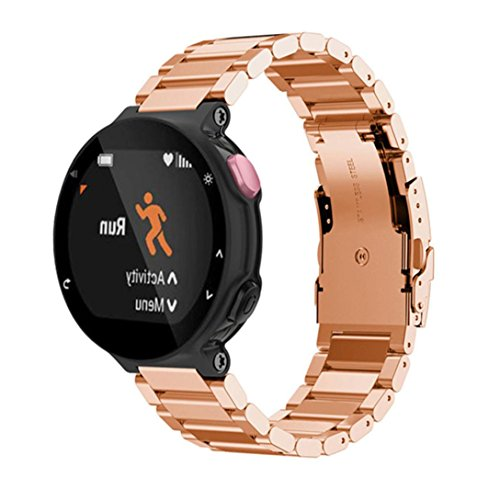 gbsell-metal-stainless-steel-watch-band-strap-for-garmin-forerunner-220-230-235-630-620-735rose-gold
