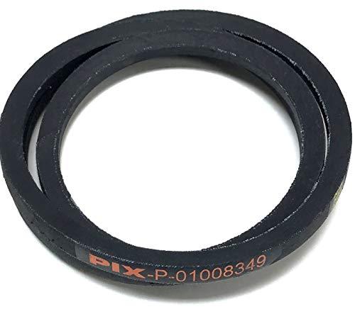 Pix Belt Made To FSP Specs To Replace MTD, Cub Cadet Belt Number 01008349, 01008349P