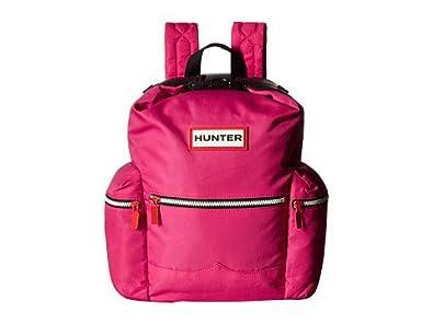 c76797c2713b Amazon | (ハンター) HUNTER リュック・バックパック Original Mini Top Clip Nylon Backpack  Pink One Size OS [並行輸入品] | タウンリュック・ビジネスリュック