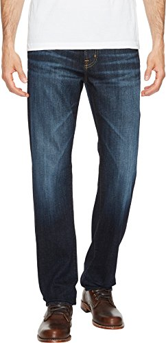 AG Adriano Goldschmied Men's The Graduate Tailored Leg Jean In Robinson , Robinson , - Jeans Ag Jeans Straight Leg