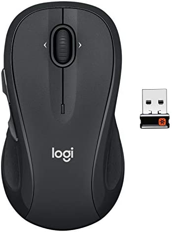 Logitech Wireless Computer Mouse for PC