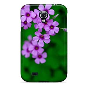 Wade-cases OQf1772iKLY Case Cover Galaxy S4 Protective Case Pretty Flower