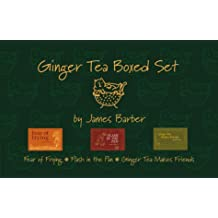 Ginger Tea Boxed Set: Ginger Tea Makes Friends, Fear of Frying, Flash in the Pan