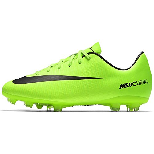 De Green Nike v Chaussures Vortex Garçon black Iii Electric Lime Jr flash white Football Fg Mercurial P0PCAq