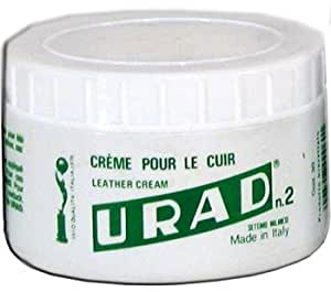 URAD One step All-In-One Leather conditioner 140g - Black