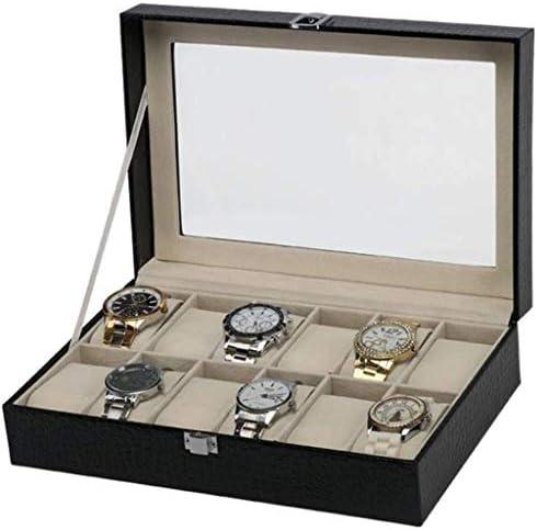 ウォッチワインダー、女性用のウォッチボックスオーガナイザー、男性用のパーソナライズされた時計ケース