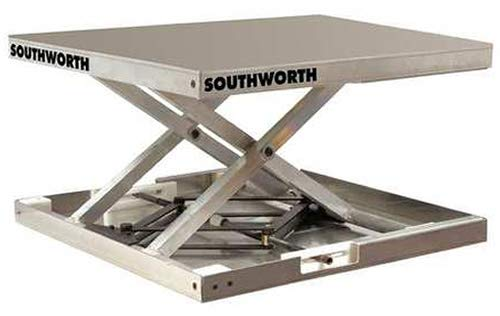 Southworth Lift-Tool Mechanical Table Top Lift Table