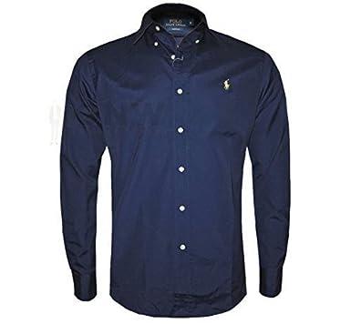 Camisa Ralph Lauren Azul Marino