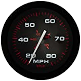"SeaStar 57899P 3"" Speedo Kit, Amega 3"" 80 mph"