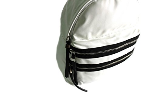 Zaino donna LK.S.01017.bianco moda italiana